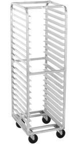 Aluminum Single Pan Rack