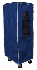 RCS-2227-B Blue Color Single Bun Pan Rack Cover