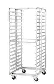 Aluminum Double Oven Racks