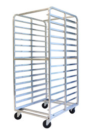Aluminum Double-Sided Pan Rack