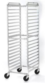 ARS 125 Aluminum Single KD Pan Rack