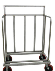 Heavy-Duty Bakery Pan Carts