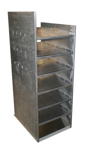 Aluminum Racks for Delivery Trucks
