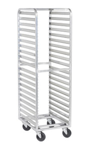 ARS401.5 Aluminum Single Pan Racks