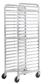 Aluminum Single Nesting Pan Rack