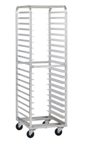 AMCR Aluminum Cup/Glass Racks