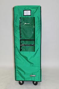 Green Double Bun Pan Rack Cover
