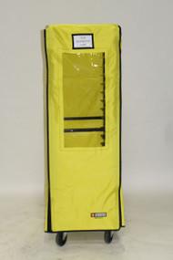 RCD-2227-Y Yellow Color Double Bun Pan Rack Cover