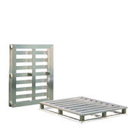 Aluminum & Stainless Steel Pallets