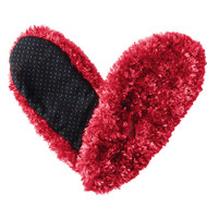 Fuzzy Footies Slippers - Red - 60004 - Red Carpet Studios - christophersgiftshop.com
