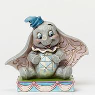 Dumbo Personality Pose Jim Shore Figurine - 4045248 - Enesco - christophersgiftshop.com