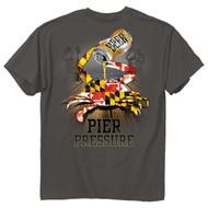 Pier Pressure Mens T-Shirt - 00273 - Maryland Apparel - christophersgiftshop.com