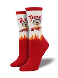 Tapatio White Mens Socks