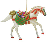Christmas Delivery Painted Ponies Ornament 6009524