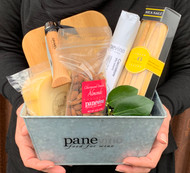 Panevino Gift Tin with Opinel Knife