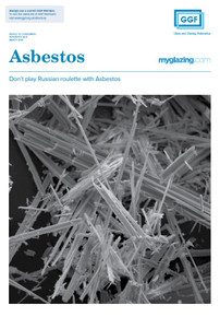 Asbestos - Don't play Russian roulette with Asbestos (ref: 60.8)
