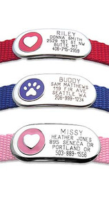 Lucky Pet Jewelry Collar Tag