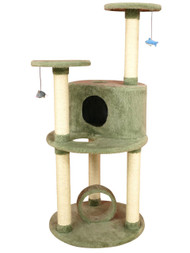 Premium Kitty Cat Condo - 60 Inches
