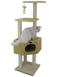 Kitty Cat Tree - 52 Inches