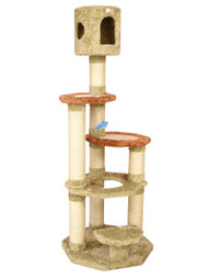 Cat Tree with Perch 66 Inch