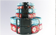 Hawaiian Cat Collars by Da Cat