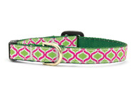 Green Kismet Cat Collar
