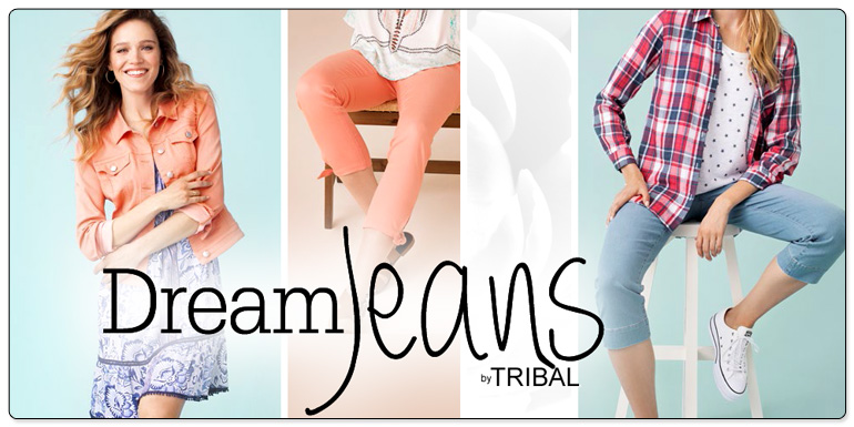 Tribal Dream Jeans