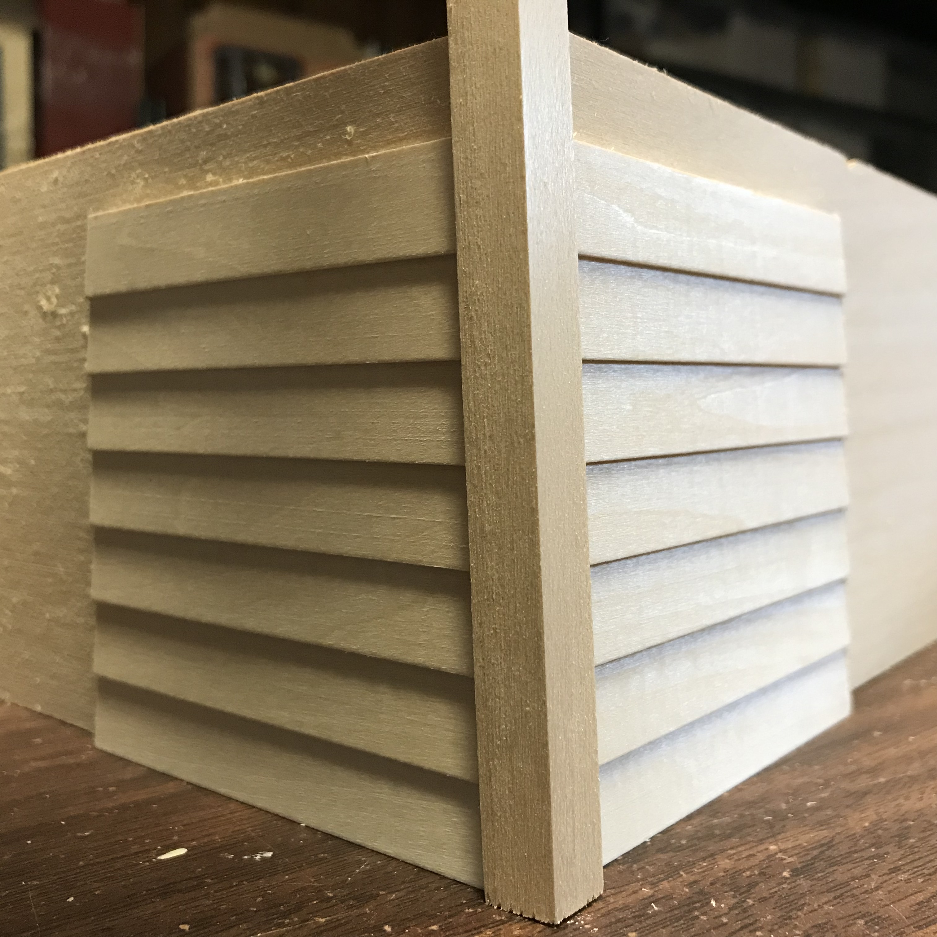 How to Install Siding Sheets to Your Dollhouse - Jeepers Dollhouse