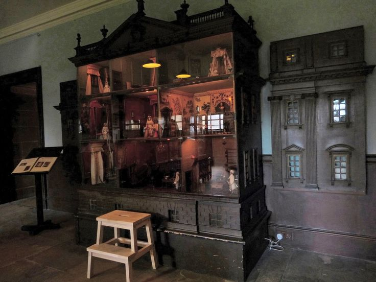 Nostell Priory Dollhouse