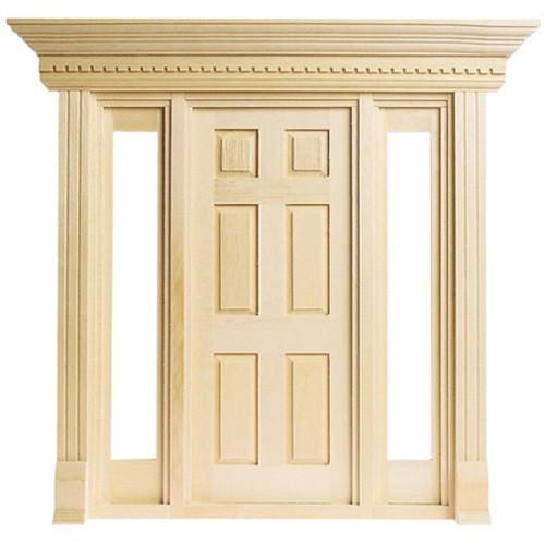 Jamestown 6-Panel Door (HW6010)