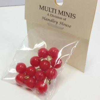 12 Red Ornaments (MUL509R2)