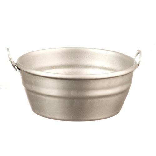 Miniature metal wash basin/tub