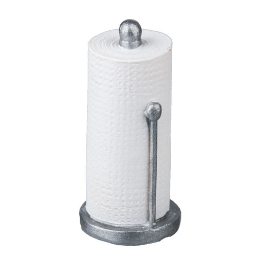 Counter top (resin) paper towel holder