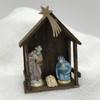 Dollhouse miniature Medium Holy Family Creche