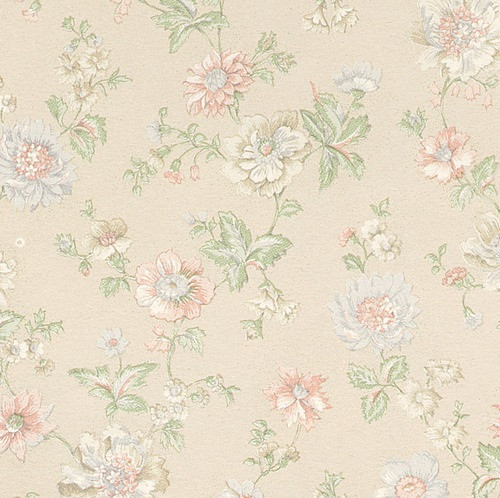 Mg125d25 Wallpaper Country French Nicole Pink