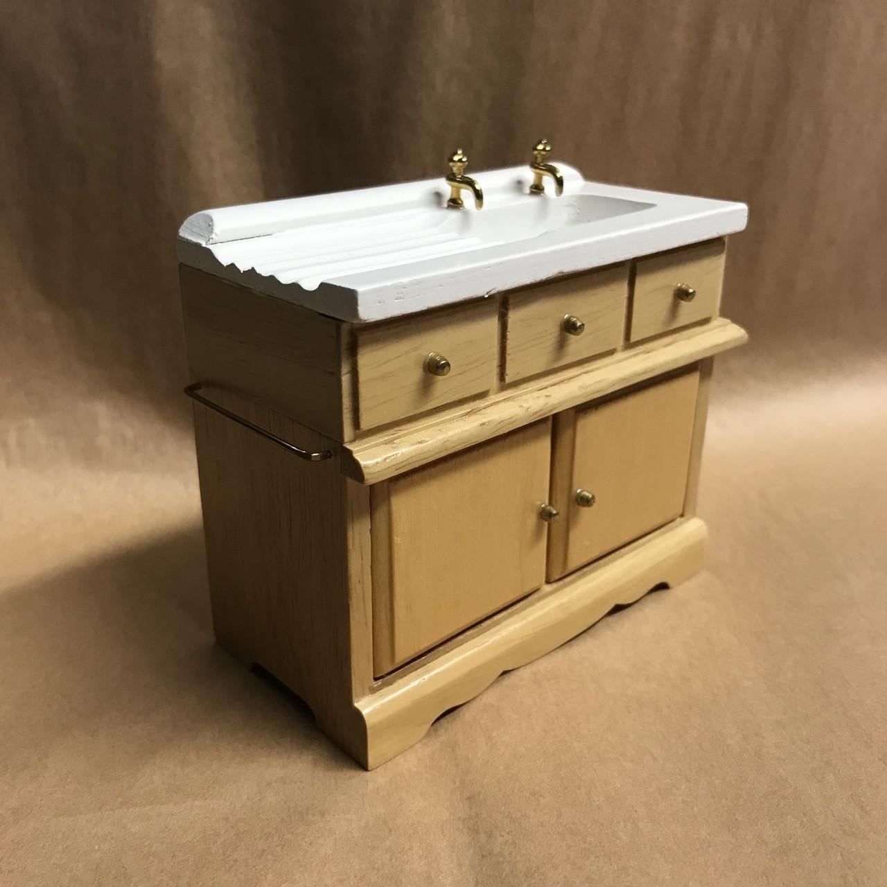 AZD0144A - Country Kitchen Sink
