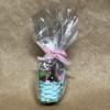 Dollhouse miniature Easter basket