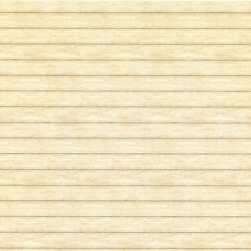 IBM2115 - Wallpaper - Honey Wood - Antique Cream for one-inch (1:12) scale dollhouse miniature settings