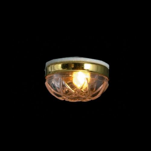 MH852 - Clear Ceiling Light (alternate for HW2669)
