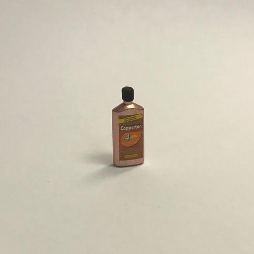 Dollhouse Miniature Suntan Lotion (Coppertan) CIMIG093