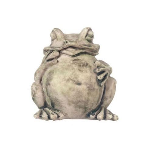 1:12 scale dollhouse miniature toad garden statuary