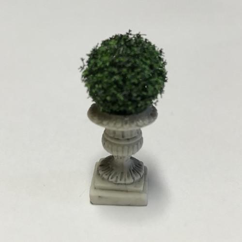 "1/2"" Scale Topiary in Pedestal Urn (UFN1011)"