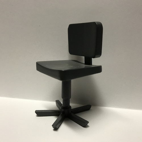 Slate Gray Office Desk Chair (AZT7105GY)