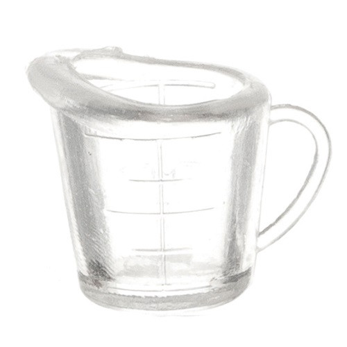 Clear Plastic Measuring Cup (FR40128)