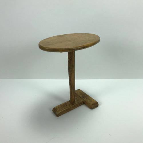 Oval Top Candlestand (DSU0017) top angle