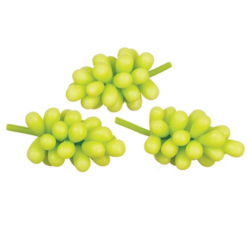 Green Grapes/3 Bunches (AZG8398)