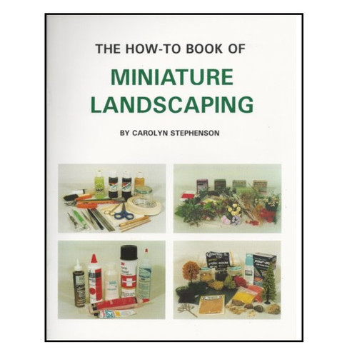 How-To Miniature Landscaping (DHM4341) Book