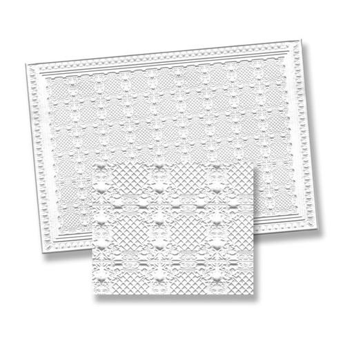 Faux Tin Ceiling Panel (WM34942)