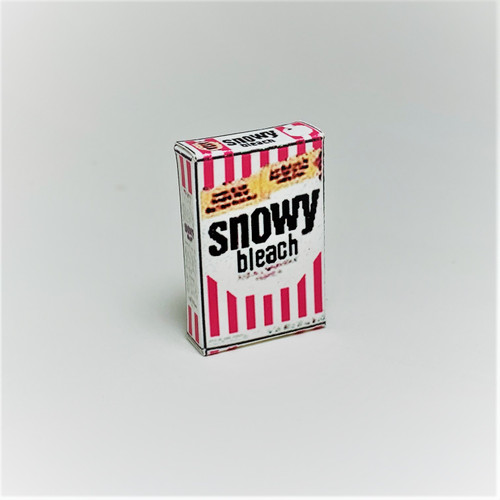 Snowy Bleach Box (HR55029)