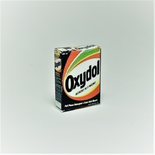 Oxydol Laundry Detergent Box (HR55028)